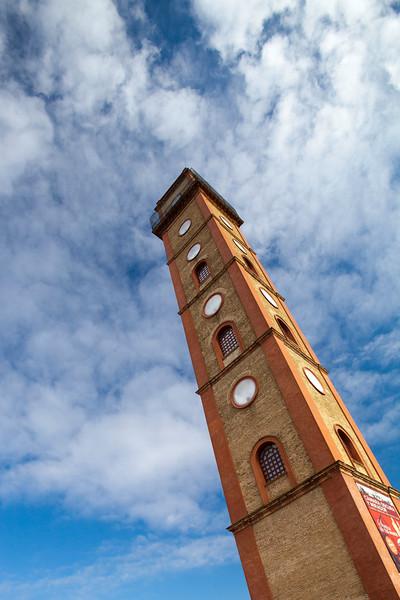Perdigones tower, Seville, Spain