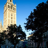 The Giralda Towe, Seville, Spain