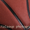Closeup Shot of a Basketball