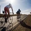 Cyclists, Spain
