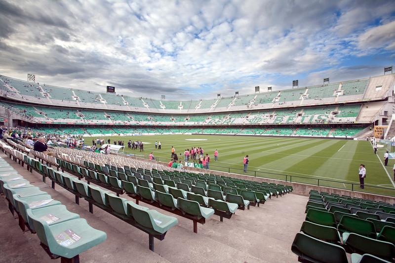 Ruiz de Lopera stadium, Real Betis venue, Seville, Spain