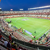 View of Sanchez Pizjuan Stadium before a game