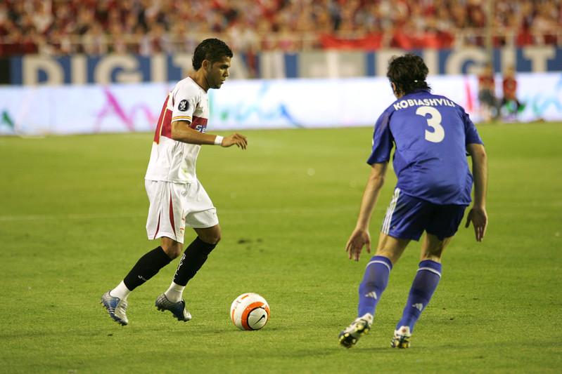 Alves and Kobiashvili