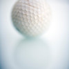 Golf ball, Seville, Spain