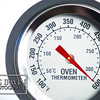 The heat is rising on this oven thermometer