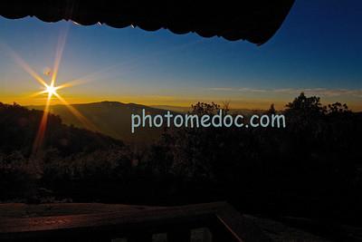 Sunset From Swiss Inn