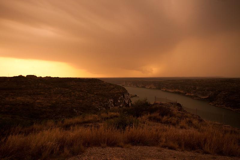 TX-2009-009: Pecos River, Val Verde County, TX, USA