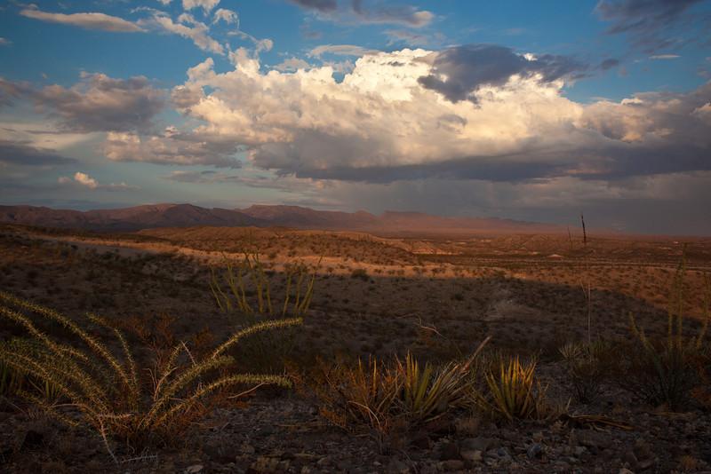 TX-2011-034: Fort Quitman, Hudspeth County, TX, USA