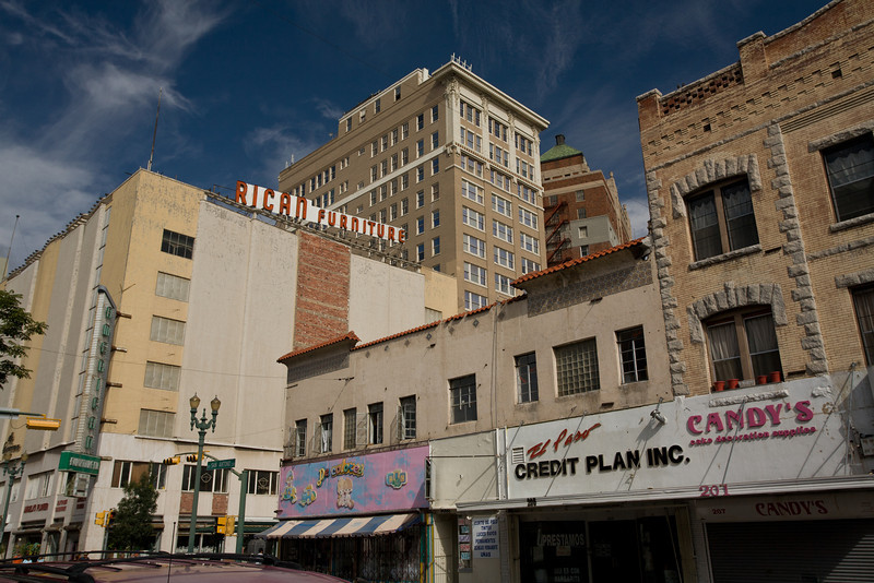TX-2006-025: El Paso, El Paso County, TX, USA