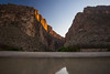 TX-2012-096: Santa Elena Canyon, Brewster County, TX, USA