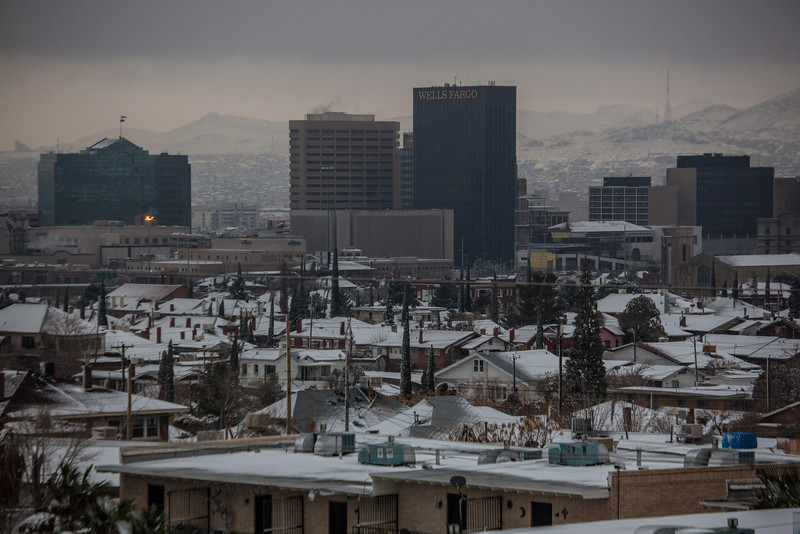 TX-2013-016: El Paso, El Paso County, TX, USA