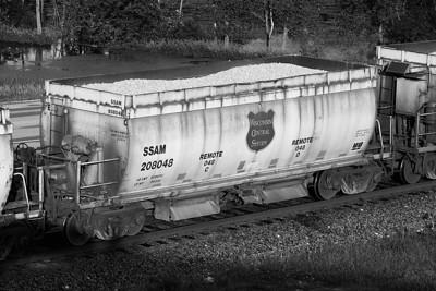 Wisconsin Central Ballast Car #208048