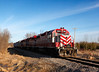 Wisconsin & Southern 3804 (EMD GP38AC) - Germantown, WI