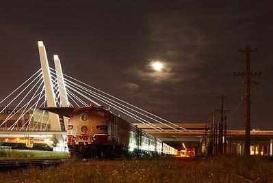Wisconsin & Southern 101 (EMD - E9A) - Milwaukee, WI