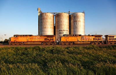 Union Pacific 6459 (GE AC4400CW) - Kearney, NE