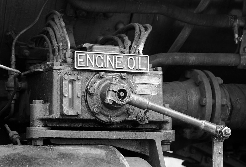 Engine Oil - Soo Line 1003 (American Locomotive Company 2-8-2)