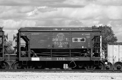DM&IR 51826 Iron Ore Car - Fond du Lac Shops