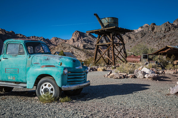 Historic Ghost Town