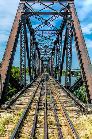 Old Train Bridge