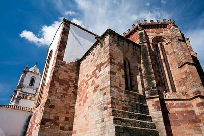 Misericordia church, town of Silves, district of Faro, region of Algarve, Portugal