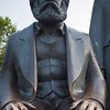 Karl Marx statue, Berlin, Germany