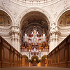 Interior of the Berliner Dom (Cathedral), Berlin, Germany