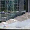 Aerial view of Marie-Elisabeth-Lüders Building, Berlin, Germany