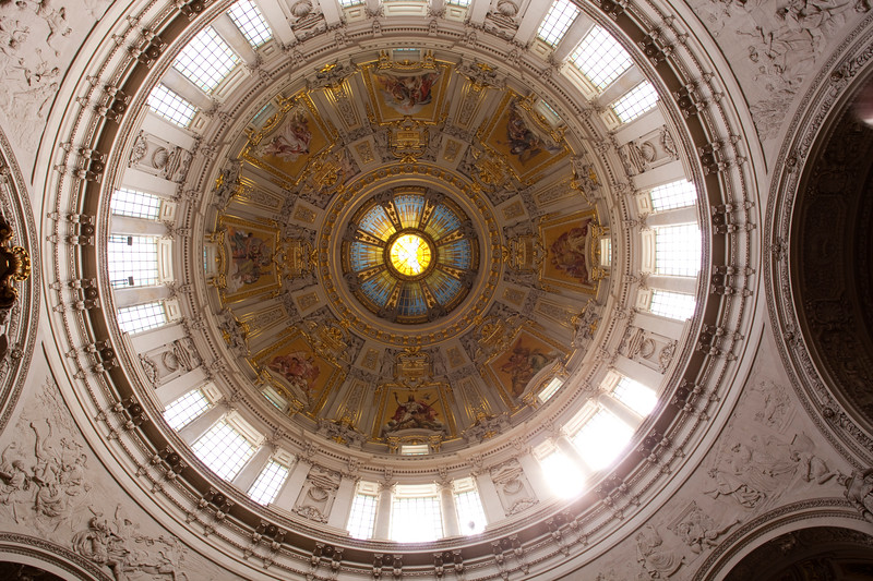 Cathedral of Berlin dome, Berlin, Germany