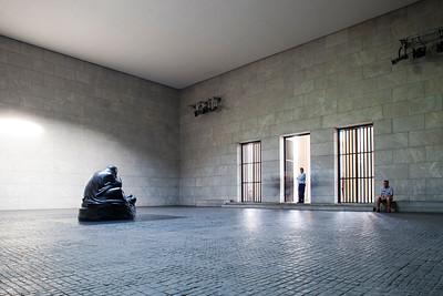 Mother with her Dead Son, statue by Käthe Kollwitz, Neue Wache, Berlin, Germany