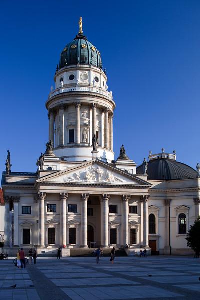 Deutscher Dom (German Cathedral), Berlin, Germany