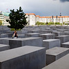 Holocaust-Mahnmal, or Memorial to the Murdered Jews of Europe, Berlin, Germany