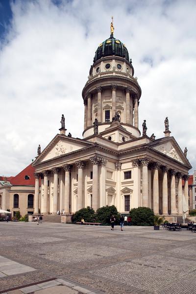 Französische Dom (French Cathedral),  Gendarmenmarkt square, Berlin, Germany