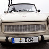 Old Trabant car, Berlin, Germany