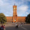 Rotes Rathaus (Red City Hall), Berlin, Germany