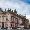 The German History Museum on Unter den Linden, Berlin, Germany