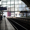 Alexanderplatz railway station. Berlin, Germany