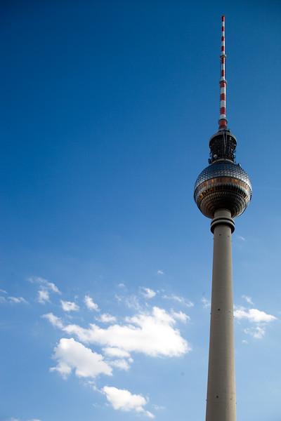 Fernsehturm (Television Tower), Berlin, Germany