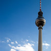 Fernsehturm (Television Tower), Berlin, Germany