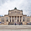 Konzerthaus (Concert Hall) on Gendarmenmarkt square,  Berlin, Germany