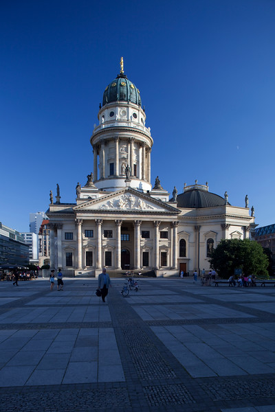 Deutscher Dom (German Cathedral), Berlin, Germany