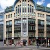 Hackeschen Höfe building, Berlin, Germany