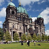 Berliner Dom (Cathedral) facade, Berlin, Germany