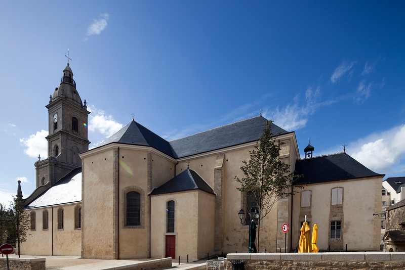 Presbytère de Saint Patern, Vannes, department of Morbihan, region of Brittany, France