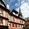 Henry IV Square, Vannes, department of Morbihan, region of Brittany, France