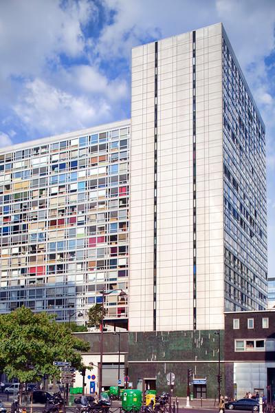 SNCF building, Montparnasse, Paris