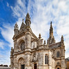 Basilica of Sainte Anne d'Auray, departement of Morbihan, Brittany, France