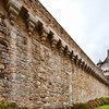 Battlements and Constable's Tower, town of Vannes, departament de Morbihan, Brittany, France
