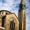 Sacre-Coeur church, Portuguese parish in Paris, Gentilly, Paris, France