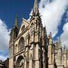 Cathedral of Saint Pierre, Vannes, department of Morbihan, region of Brittany, France