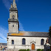 Saint Andre church, town of Ploemel, departament of Morbihan, Brittany, France